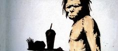 Will the real paleo diet please stand up?  We evolved eating huge amounts of plants.  It's estimated that...