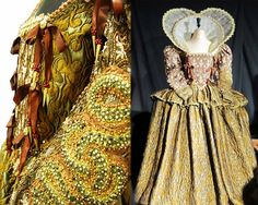 Историческая вышивка Мишель Каррагер (Michele Carragher)