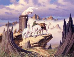 The White Hand, Brothers Hildebrandt