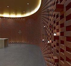 Ecumenical Forum HafenCity / Wandel Hoefer Lorch + Hirsch | ArchDaily Brasil