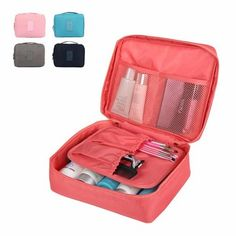 Back To Search Resultsluggage & Bags Hospitable Plant Cactus Transparent Cosmetic Bag Travel Makeup Case Women Zipper Make Up Handbag Organizer Storage Pouch Toiletry Wash Kit Women's Bags