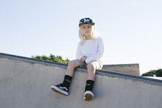 Hat Harvest 2015 #alfiechildrensapparel #5panelcap #vans #skatepark #kidsfashion Photography by Jenna Agius