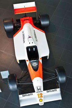 McLaren MP4-4    credits: McLaren Automotive