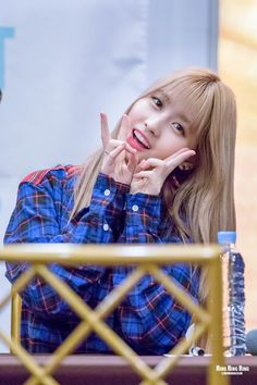 160501 Myeongdong CHEER UP Fansign