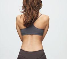 Strengthening lower back