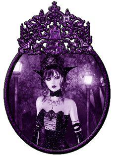 Purple Passion Graphics | Cauldron Prophecy Spell