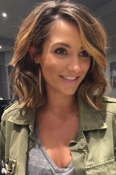 Mid-length hairstyles are go! Check out our fave celebrity mid-length hairstyles here for some super chic hair-spiration...