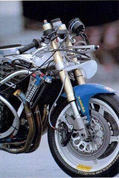 GSX-R Yoshimura AMA 91