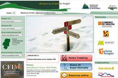 Albergues y Refugios de Aragón, servicio de información y reservas http://blgs.co/K58s2R