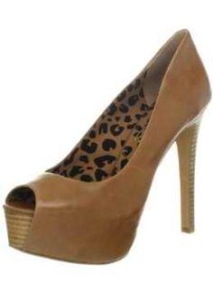 pumps: Jessica Simpson Women's Carri Platform Pump,Tan Luca M US Bootie Boots, Ankle Boots, Jessica Simpson Pumps, Diva Fashion, Classy Women, Platform Pumps, Fashion Accessories, Fashion Shoes, Peep Toe