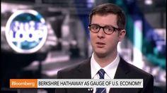 How Berkshire Is a Gauge of the U.S. Economy