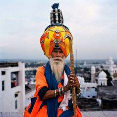 turban chez les Sikhs | CURIOSITE