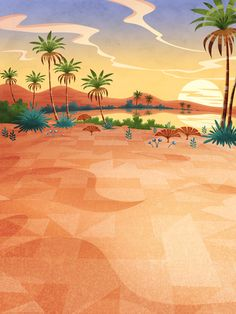 The Man From Egypt (iPad game) by George Doutsiopoulos, via Behance