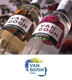Two flavors, one deliciously easy cocktail! Combine the vibrant sun-ripened raspberry taste of Van Gogh Raspberry with the decadent chocolate flavor of Van Gogh Dutch Chocolate for a simple cocktail. Learn more about our award-winning vodka-expressions here