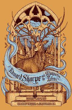 Edward Sharpe & The Magnetic Zeros - Albuquerque, NM - Jonito