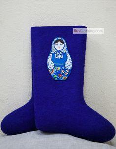 valenki felt boots
