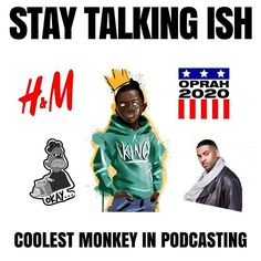 On this week's episode of the Stay Talking Ish podcast we touch on a few different topics. We talk about the H&M ad that had social media going crazy and if we could sell out for a price. Of course the Lightskin Republican does. We touch on the Ginuwine controversy and the prevalence of hetero-phobia today. Also we speak on people calling for Oprah to run for President in 2020 and a few other topics.  Listen to the latest episodes of the Stay Talking Ish podcast at Staytalkingish.com. Also…