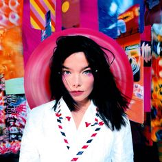 Each Sunday, Pitchfork takes an in-depth look at a significant album from the past, and any record not in our archives is eligible. Today, we revisit Björk's second album, the foundation for one of the most consequential careers in pop history. Music Album Covers, Music Albums, Billie Eilish, Women In Music, Great Albums, She Song, Cultura Pop, Rolling Stones, Apple Music