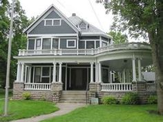 Warren G. Harding's Harding House in Marion, Ohio Marion Ohio, Warren G, The Buckeye State, Ohio River, Historic Homes, Victorian Homes, Old Houses, House Tours, Warren Harding