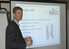 Dr Stefan Siebert gives an overview of AS