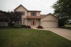 Grayslake is a great place to call home in this beauty!