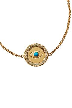 Enhance your summer look with the evil eye trend. Click here for more.