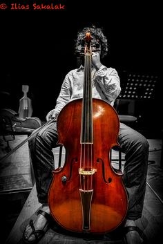 Cellist by Ilias Sakalak on 500px