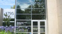 Commercial reflective window tinting film greatly reduces heat and adds to the aesthetics of the exterior.