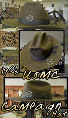 USMC M1902 Campaign Cover