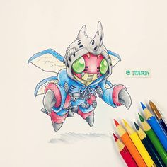 Tentomon by It's Birdy ☺ Pokemon Go, Pokemon Fusion, Baby Pokemon, Pokemon Cards, Digimon 02, Anime Manga, Anime Art, Onesies, Beast Creature