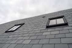 Conservation roof windows are designed to complement old buildings. combining modern benefits and an older look.