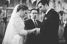 Chicago Fall Wedding: Ashley + Andrew | Green Wedding Shoes Wedding Blog | Wedding Trends for Stylish + Creative Brides