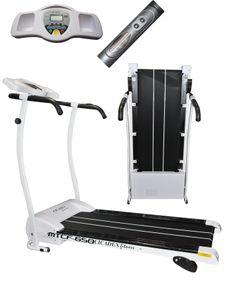 Pista Eléctrica de 1.5 HP (340-6605)  - Cicadex Fitness