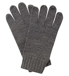 baby it's cold outside. So go to Selfridges and buy some marino wool gloves
