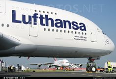 Photo of D-AIMA Airbus A380-841 by Markus Altmann