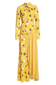 Summer maxi dress #Nordstrom #summerfashion2019
