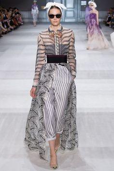 Giambattista Valli Fashion Show Couture