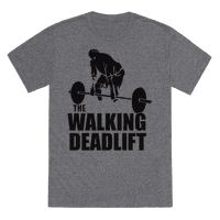 Walking Deadlift Tee
