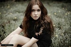 (FC: Alice Englert) Hi I'm Evie Marion. I live in District 7 with my older sister Clarissa (23) and my younger brother Zander (5). My parents died when I was little, so I've been pretty much raised by Clarissa. My best friend Lacey was reeped, but I volunteered for her because she has to raise her three little siblings. I love music and reading and I'm terrified of being a Tribute and never seeing my family again.