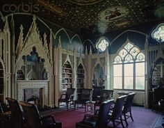 1000 images about gothic architecture design on for Gothic revival interior