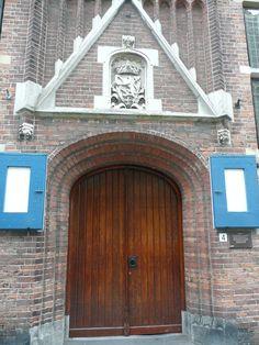Door in Zutphen (Holland)