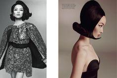 Fei Fei Sun in Vogue Italia January 2013 | Trendland: Fashion Blog & Trend Magazine