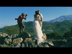 Hochzeitsreise auf Kreta - behind the scenes.