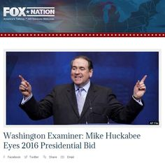 Another Fox Personality Is Prepping For A 2016 Run