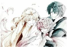 Akatsuki no Yona / Yona of the Dawn manga and anime Yona Akatsuki No Yona, Anime Akatsuki, Studio Ghibli Wallpaper, Anime Manga, Anime Art, Shin Ah, Girl Standing, Noragami, Shoujo