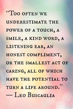 Kindness matters!!