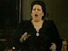 1000 images about montserrat caballe on pinterest freddie mercury barcelona and opera singer - Casta diva youtube ...