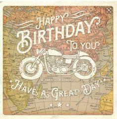 Birthday ~ Gareth Williams & Motorbike & Birthday ~ Gareth Williams & Motorbike More The post Birthday ~ Gareth Williams & Motorbike & & Birthday Wishes etc. appeared first on Happy birthday . Birthday Wishes For Men, Happy Birthday Man, Happy Birthday Pictures, Happy Birthday Messages, Happy Birthday Quotes, Birthday Love, Happy Birthday Greetings, Card Birthday, Messages