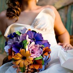 Beautiful Gerbera Daisy Wedding Bouquets | The Wedding Specialists