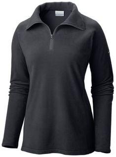 Women's Glacial™ Fleece III 1/2 Zip — Plus Size - I like the Dusty Green